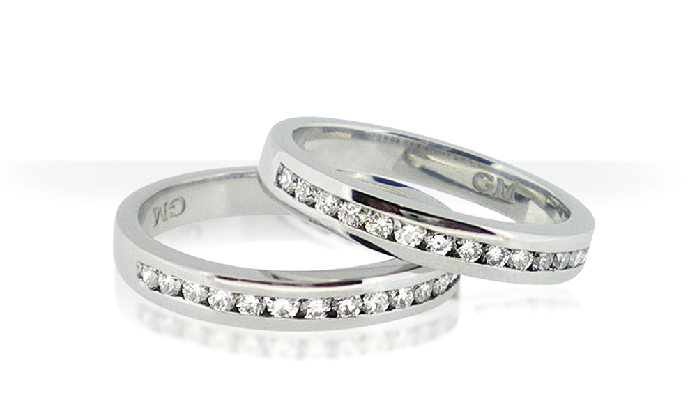 Platinum-diamond-channel-set-wedding-bands